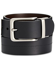 Brandon Reversible Leather Belt