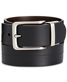 Brandon Reversible Leather Belt