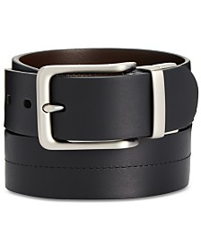 Fossil Brandon Reversible Leather Belt