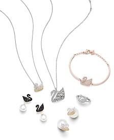 Swarovski Swan Collection