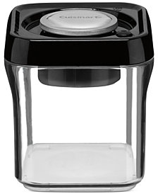 Cuisinart CFS-TC-SQ16BS  Coffee Storage Container