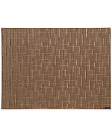 "Chilewich Bamboo Woven Vinyl Placemat 14"" x 19"""
