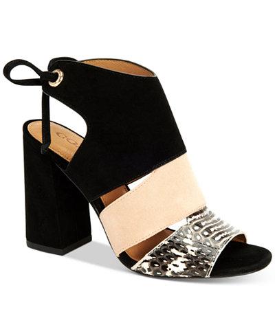 COACH Minetta Dress Sandals
