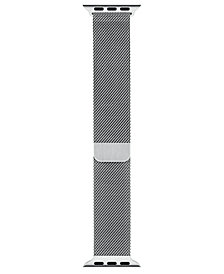 Apple Watch 38mm Silver Milanese Loop Band