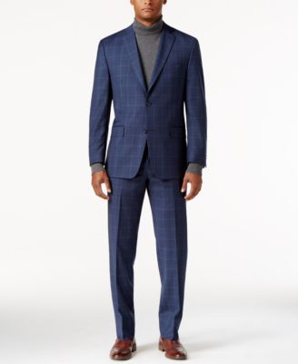 2-Piece Suits Mens Suits: Blue, Black, Gray - Macy's