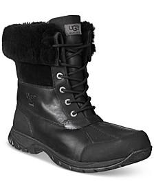 Men's Waterproof Butte Boots
