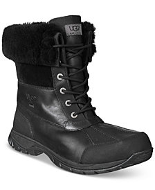 black men uggs