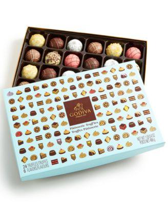 24-Pc. Patisserie Truffles Gift Box