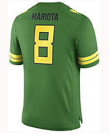 Men's Marcus Mariota Oregon Ducks Player Game Jersey