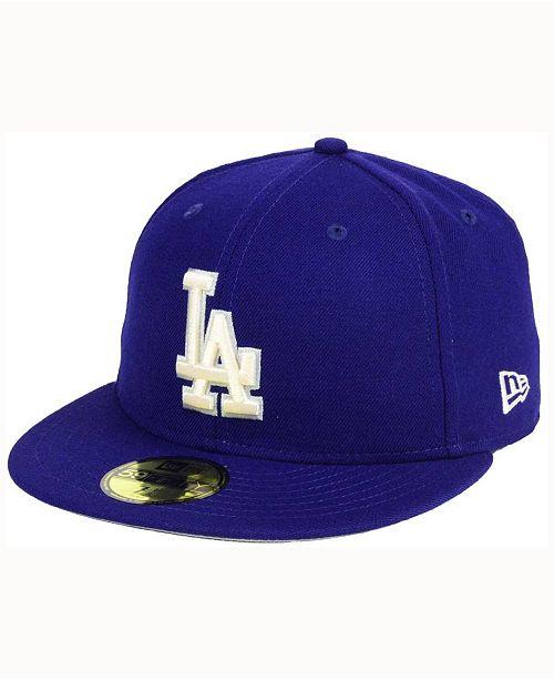 f3502e106da0b New Era Los Angeles Dodgers Classic Gray Under 59FIFTY Cap   Reviews ...