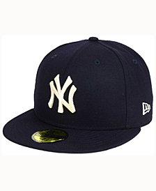 New Era New York Yankees Classic Gray Under 59FIFTY Cap