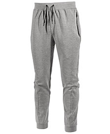 ID Ideology Men's Cotton Fleece Jogger Pants, Created for Macy's