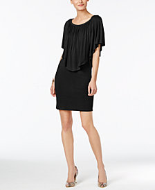 Thalia Sodi Convertible Ruffled Off-The-Shoulder Dress, Created for Macy's