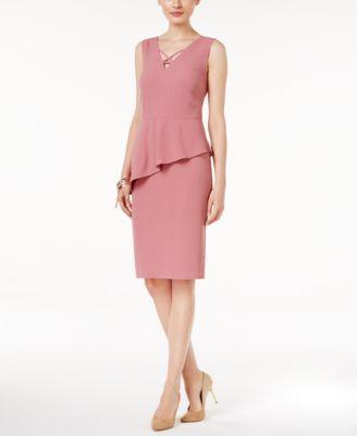 Seiko 5 dress style peplum