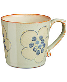 Denby Dinnerware, Heritage Orchard Accent Large Mug