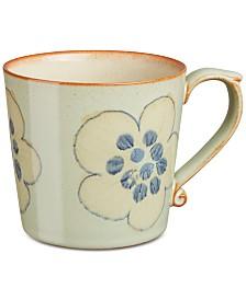 Denby Dinnerware, Heritage Orchard Accent Large Mug
