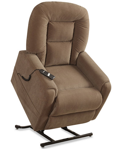 Garson Lift Chair Quick Ship Furniture Macy S
