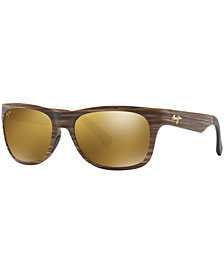 Maui Jim Polarized Kahi Sunglasses, 736