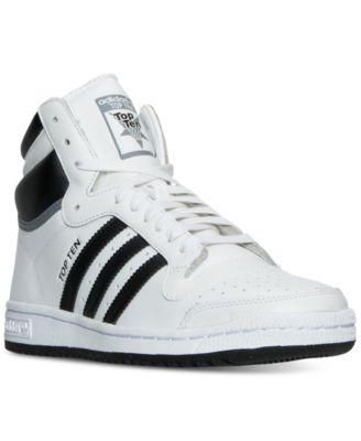 adidas Mens Top Ten Hi Athletic /& Sneakers
