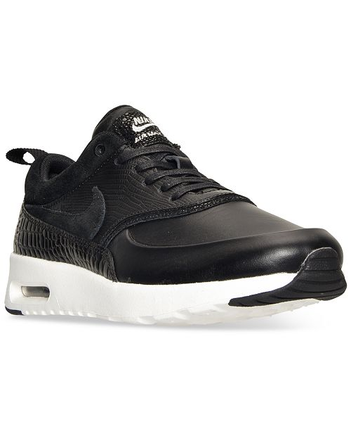 421e58a071ee Nike Women s Air Max Thea LX Running Sneakers from Finish Line ...