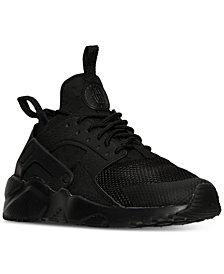 Nike Big Boys\u0027 Air Huarache Run Ultra Running Sneakers from Finish Line