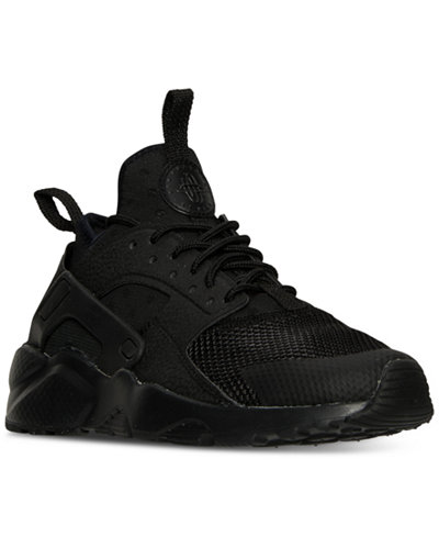 Nike Air Huarache Ultra - Boy Sneakers - Black