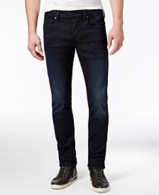 G-Star RAW 3301 Men's Slim-Fit Stretch Jeans