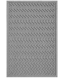 Bungalow Flooring Water Guard Chevron Doormat
