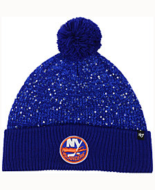 '47 Brand Women's New York Islanders Glint Knit Hat