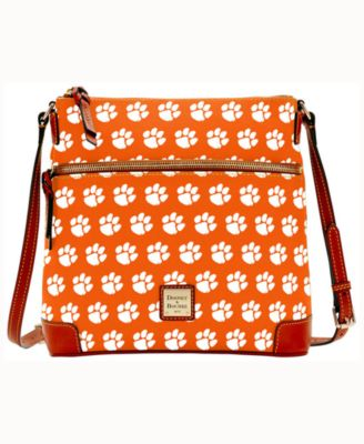 Clemson Tigers Crossbody Purse