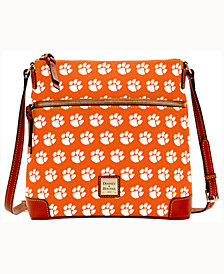 Dooney & Bourke Clemson Tigers Crossbody Purse