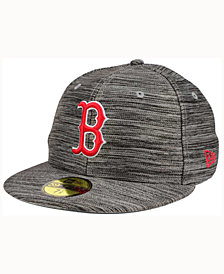 New Era Boston Red Sox Blurred Trick 59FIFTY Cap