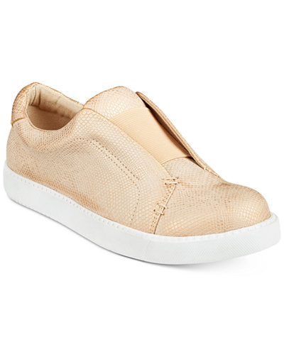 Bar III Hint Slip-On Sneakers, Only at