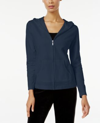 Image of Karen Scott Active Hoodie, Only at Macy's
