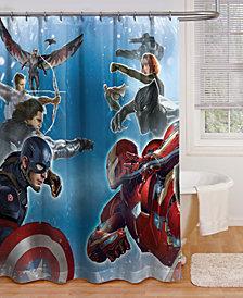 Jay Franco Marvel Sides of War Bath Collection
