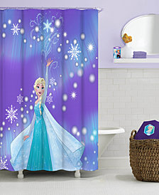 Jay Franco Frozen Snowflake Bath Collection