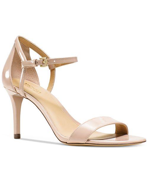 Michael Kors Simone Dress Sandals