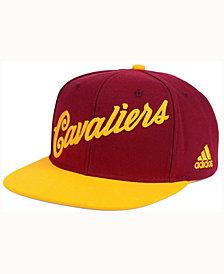 adidas Cleveland Cavaliers Seasons Greeting Snapback Cap
