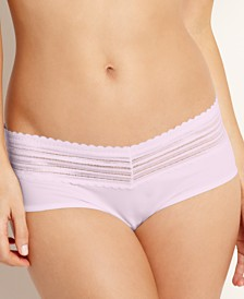 Warner's No Pinching No Problems Lace Hipster Underwear 5609J