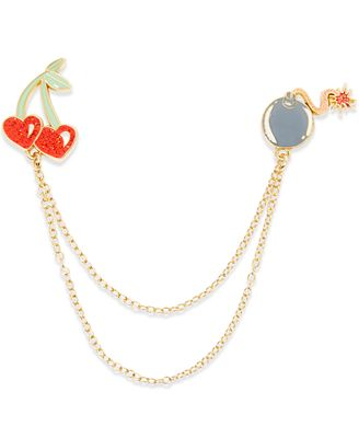 Celebrate Shop Cherry Bomb Handbag Chain Accessory