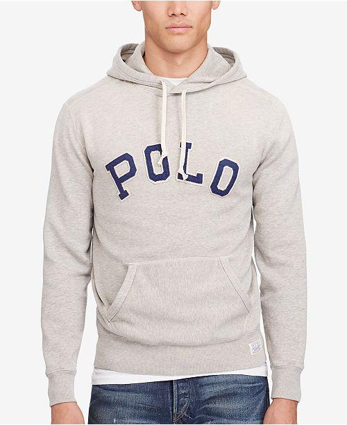 59635ef89 Polo Ralph Lauren Men s Fleece Hoodie