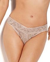 8cf4d304911c Tan/Beige Lace Underwear: Shop Lace Underwear - Macy's