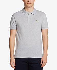 Men's Slim Fit Petit Pique Polo Shirt