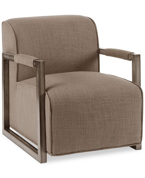 SUNDAY THEORY Barton Accent Chair, Quick Ship