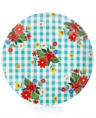 product picture - Melamine Dinner Plates