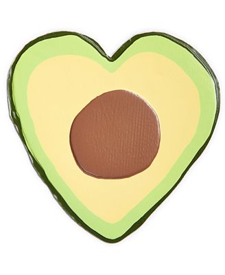 Celebrate Shop Extra-Large Puffy Avocado Handbag Sticker