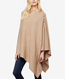 A Pea In The Pod Nursing Poncho Sweater