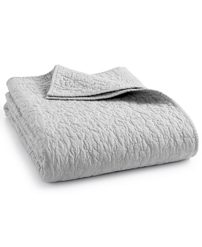 Calvin Klein Orchid Cotton Queen Quilt