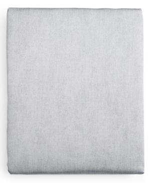 Calvin Klein Kura Cotton 280 Thread Count Queen Fitted Sheet Bedding