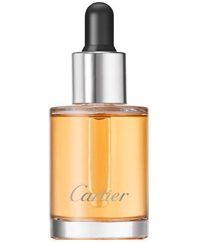 Cartier Men's L'Envol de Cartier Perfumed Face Oil, 1 oz